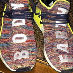 Human Race Body and Earth NMD sneakers